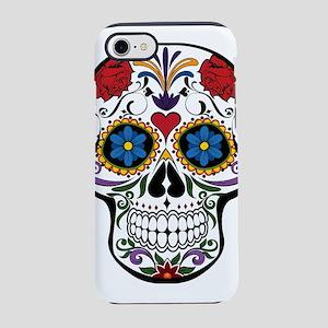 Sugar Skull II iPhone 7 Tough Case