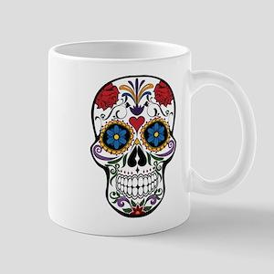 Sugar Skull II Mugs