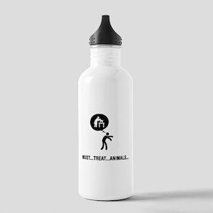 Veterinarian Stainless Water Bottle 1.0L