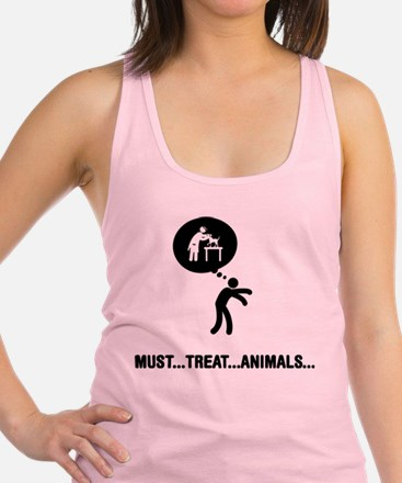 Veterinarian Racerback Tank Top