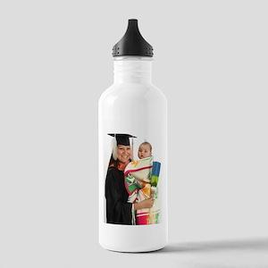 2013 Graduation Regalia Water Bottle