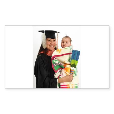 2013 Graduation Regalia Sticker