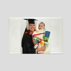 2013 Graduation Regalia Rectangle Magnet