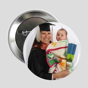 "2013 Graduation Regalia 2.25"" Button"