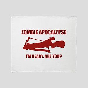 Zombie Apocalypse. I'm Ready. Are You? Stadium Bla