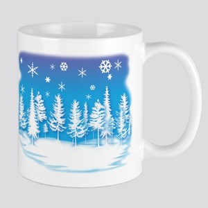 Winter Forest 11oz. Mug