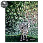 Zebra / Peacock Puzzle