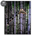 Giraffe in the Woods Puzzle