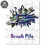 Brush Pile Puzzle
