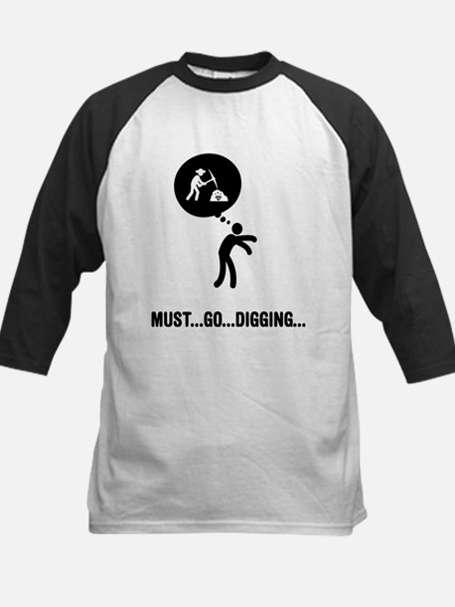 Geologist Kids Baseball Jersey