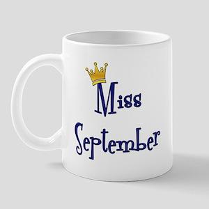 Miss September Mug