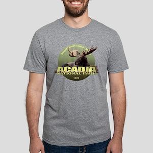 Acadia (Moose) WT Mens Tri-blend T-Shirt