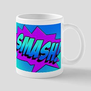 SMASH Comic Sound Effect Mug