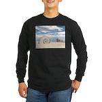 Beach of Shells Long Sleeve T-Shirt