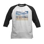 Beach of Shells Baseball Jersey