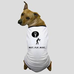 Versatile Musician Dog T-Shirt