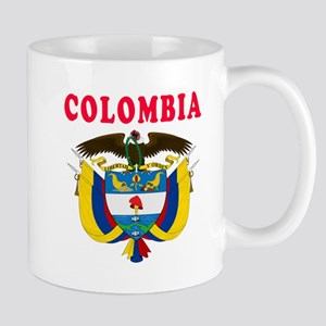 Colombia Coat Of Arms Designs Mug