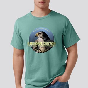 Bighorn Canyon Mens Comfort Colors Shirt