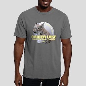 Crater Lake NP Mens Comfort Colors Shirt