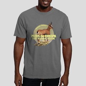 Picos de Europa Mens Comfort Colors Shirt