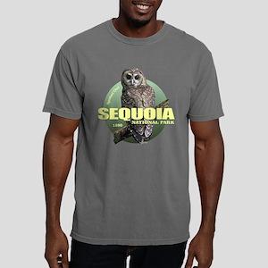 Sequoia (Owl) WT Mens Comfort Colors Shirt