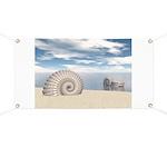 Beach of Shells Banner