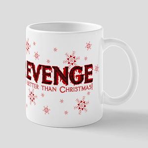 Revenge Is Better Than Christmas Mug
