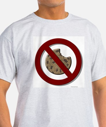 The CookieSlayer Collective Ash Grey T-Shirt