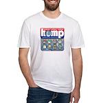 Hemp: Earth's #1 Resource Log Fitted T-Shirt