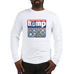 Hemp: Earth's #1 Resource Log Long Sleeve T-Shirt