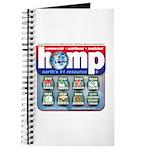 Hemp: Earth's #1 Resource Log Journal