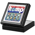 Hemp: Earth's #1 Resource Log Keepsake Box