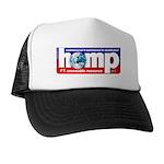Hemp: Earth's #1 Resource Log Trucker Hat