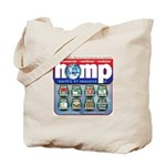 Hemp: Earth's #1 Resource Log Tote Bag