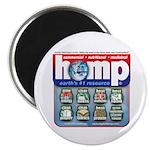 "Hemp: Earth's #1 Resource Log 2.25"" Magnet (100 pa"