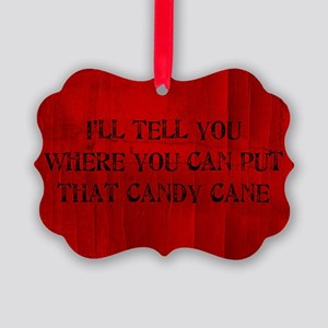 Where You Can Put That Candy Cane Picture Ornament