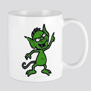 Little Green Man Mug