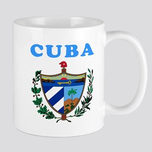 Cuba Coat Of Arms Designs Mug