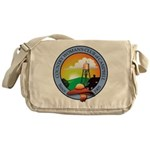 CWCC Color Logo Messenger Bag