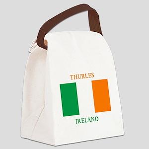 Thurles Ireland Canvas Lunch Bag