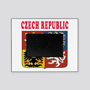 Czech Republic Coat Of Arms Designs Picture Frame