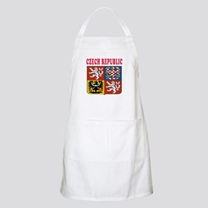 Czech Republic Coat Of Arms Designs Apron