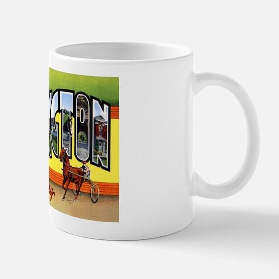 Lexington Kentucky Greetings Mug