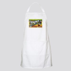 Lexington Kentucky Greetings BBQ Apron