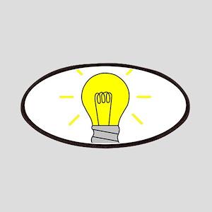 Light Bulb Idea Patches