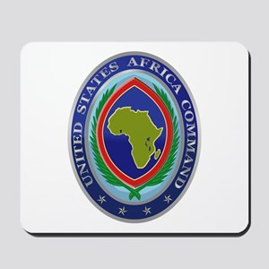 United States Africa Command Mousepad