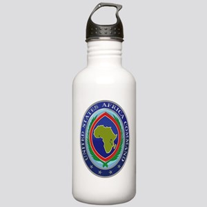 United States Africa Command Water Bottle