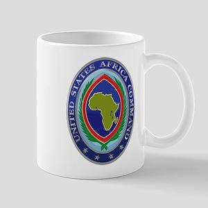 United States Africa Command Mug