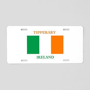Tipperary Ireland Aluminum License Plate