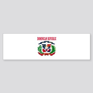 Dominican Republic Coat Of Arms Designs Sticker (B
